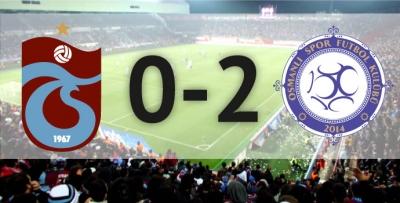 Trabzonspor'a Osmanlı Tokadı!