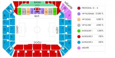 Trabzonspor'dan kombine satışlarıyla ilgili açıklama