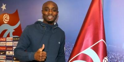 Trabzonspor'dan transferde siftah