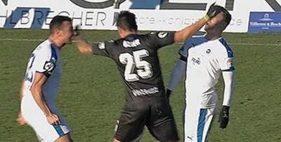 Trabzonspor'un eski futbolcusu sahayı birbirine kattı