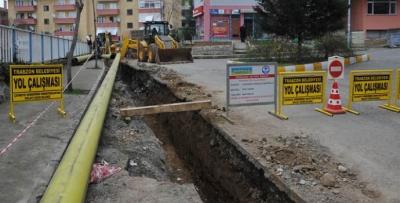 Trabzon'un ilçeleri doğal gazla ne zaman buluşacak?