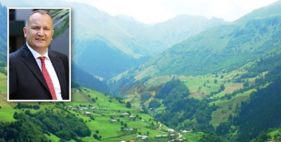 Turizm yatırımcısının gözü Trabzon'da