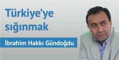 Türkiye'ye sığınmak