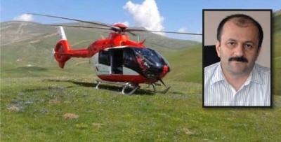 Uzungöl'de helikopter için yer kalmadı