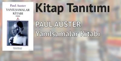 Yanılsamalar-Paul Auster
