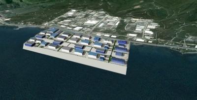 Yatırım Adası 10.000 kişiye iş imkanı sunacak