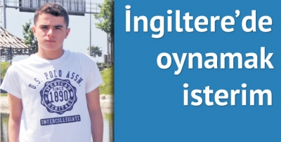 Yomraspor'daki süper yetenek: Batuhan Yılmaz